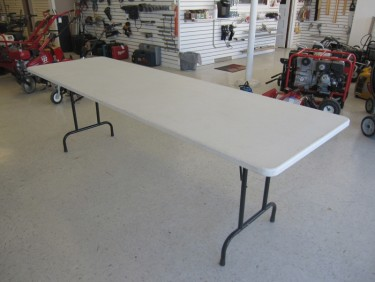 Tables, 8' Rectangle