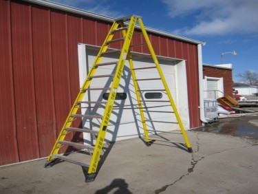 Step Ladder, 12'